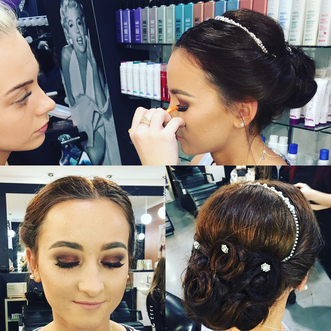 Inside Icon Gallery Hair & Beauty Make Up